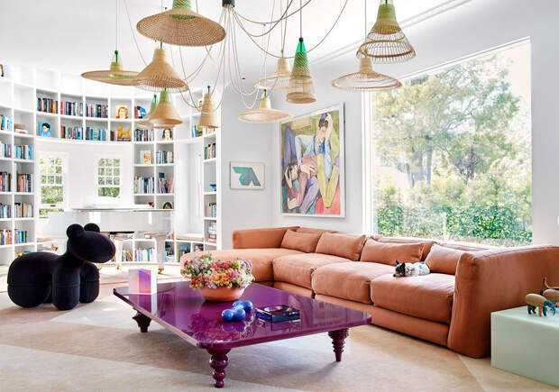 Увлекательный мир интерьеров декоратора Amy Chin