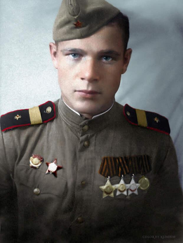 Своё 94-летие отметил последний ныне здравствующий полный кавалер ордена Славы на тверской земле Иван Андреевич Рулёв.