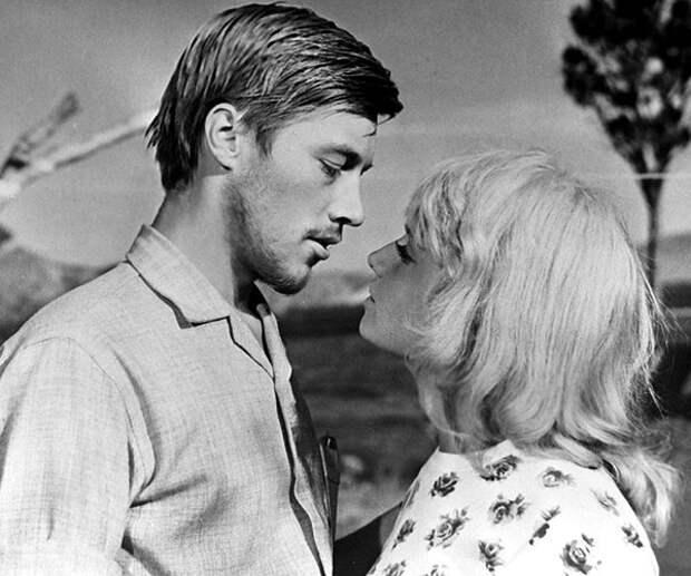 Самые красивые пары советского кино 60-ых