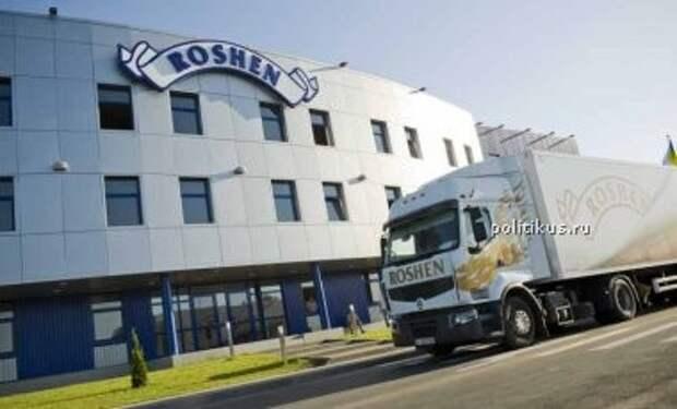 В Луганске ополченцы заняли склад с продукцией Roshen