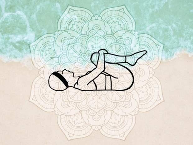 7 поз йоги, которые улучшат метаболизм и избавят от запоров