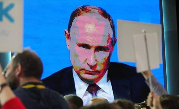 Aftonbladet: что задумал Путин, чтобы вернуть себе популярность?