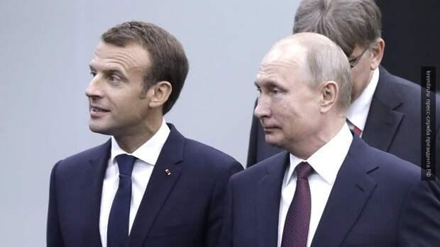 «Надо занимать смиренную позицию, согласен с Путиным»: Макрон прокомментировал ситуацию с MH17