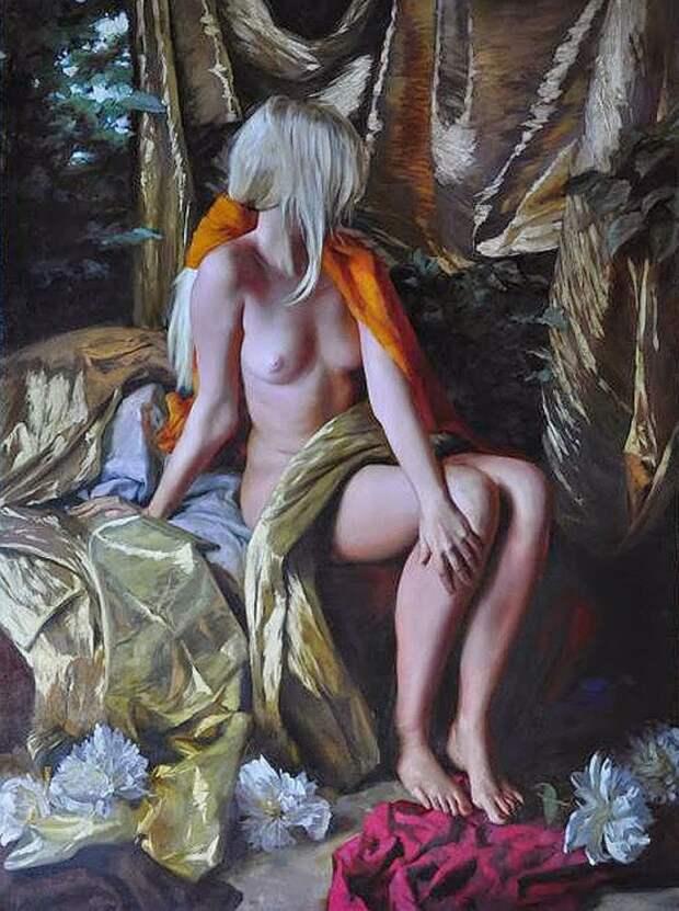 художник Дмитрий Калюжный (Dmitriy Kalyuzhny) картины – 18