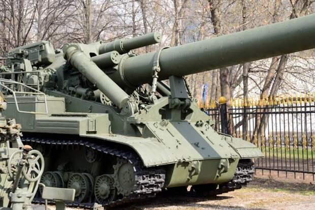 «Царь пушка» Хрущёва. 406-мм орудие «Конденсатор»