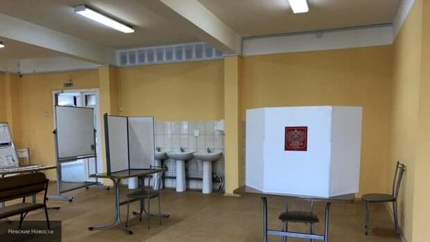 Мундепы из Петербурга попытались устроить дебош на избирательном участке Литейного округа