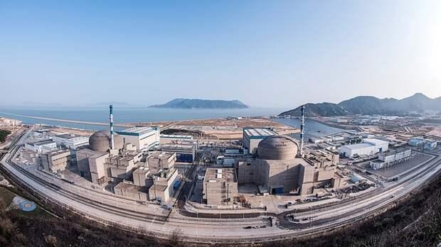 Власти Китая подтвердили повышение радиации на АЭС «Тайшань»...