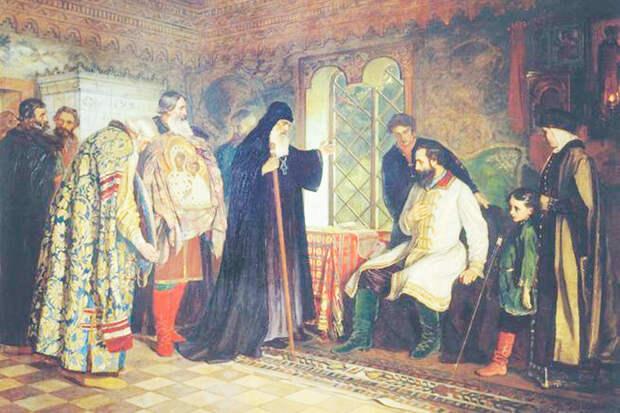 Почему к Казанской Божьей Матери обращались в самые тяжкие дни