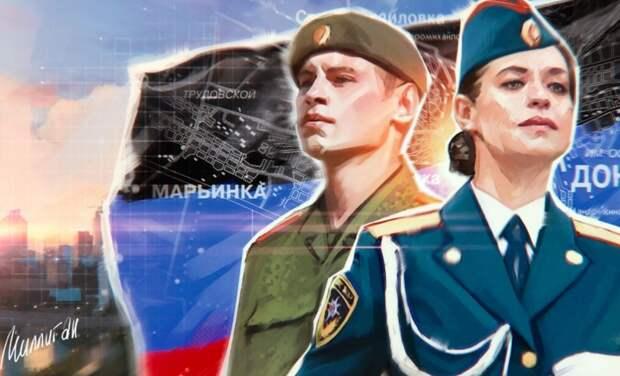 Жители подконтрольной Украине части Донбасса заявили о готовности уйти в ДНР и ЛНР
