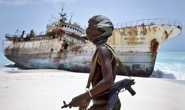 """Кто """"крышевал"""" пиратов Сомали и куда теперь делась """"крыша""""?"""