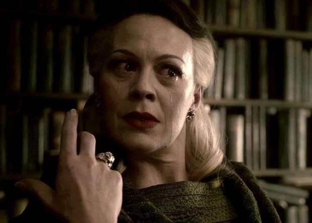 В возрасте 52 лет скончалась актриса Хелен Маккрори, сыгравшая в серии фильмов про Гарри Поттера
