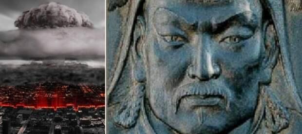 В Монголии нашли могилу Чингисхана?