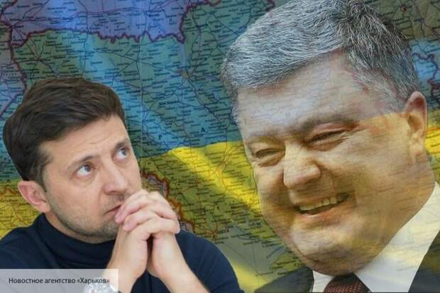 Кузьмин заявил, что Порошенко готовит новый «майдан» этой осенью