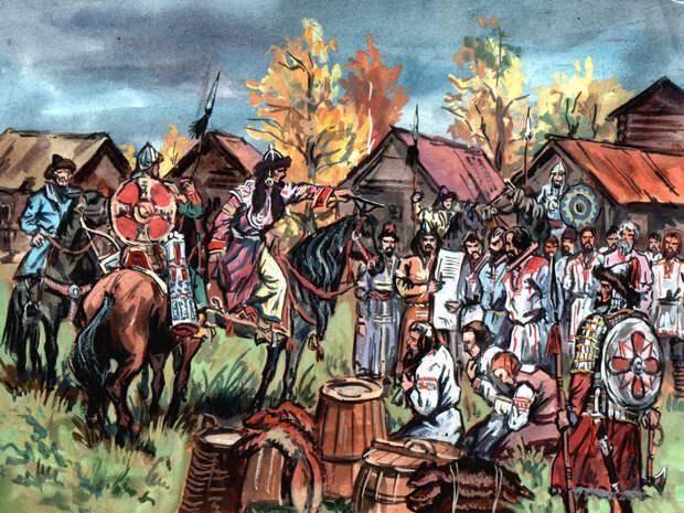 Татары. монголы или ордынцы?