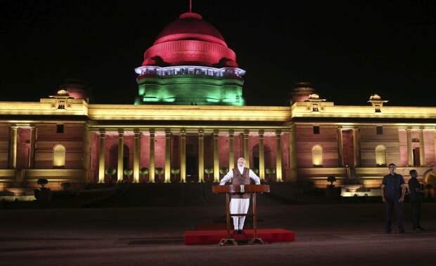Премьер большинства. В чём причина успеха Нарендры Моди?