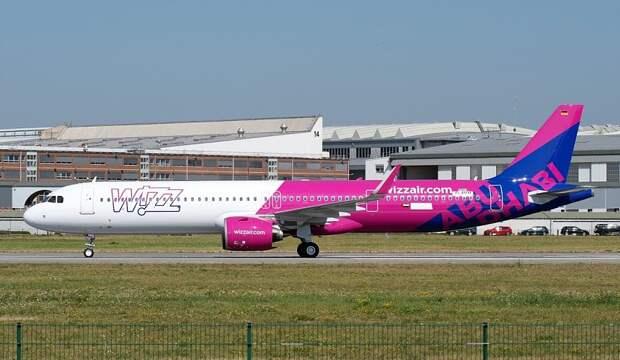 Wizz Air поставила прямые рейсы из Москвы в Абу-Даби