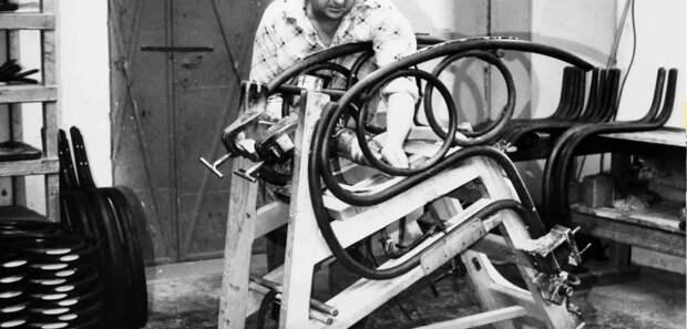 """""""Гнутый стул - вечно красивый"""": о мебельной фабрике ТОН"""