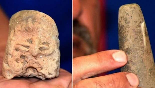 Богиня-мать, артефакт, Болгария, Узуново