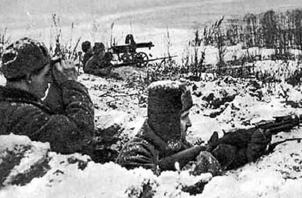 4 самых страшных битвы Красной Армии
