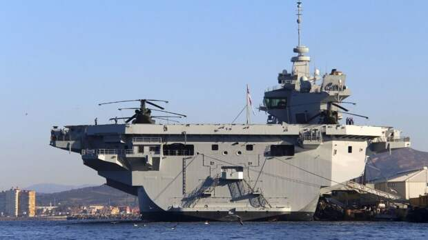 Американский адмирал назвал цель похода ВМС Великобритании в Азию