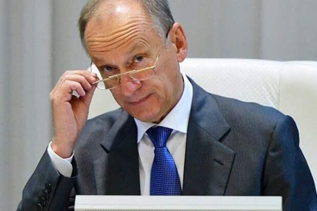 Секретарь Совбеза России Патрушев встретится с Болтоном