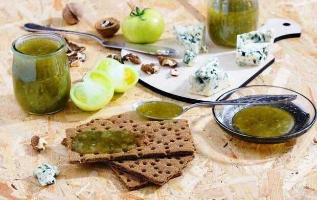 Что можно приготовить из зеленых помидор – рецепты закаток и не только