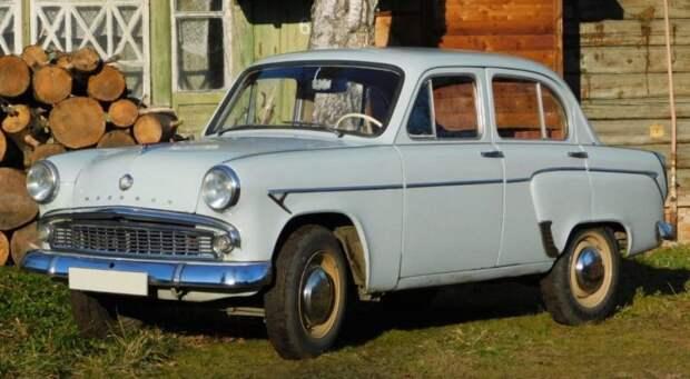 Москвич-407 Василёк, НАМИ, НАМИ-1101, авто, автоистория, автомир, автомобили, разработки