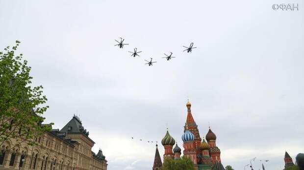 В небо над Москвой поднялись 75 самолетов – где посмотреть авиапарад