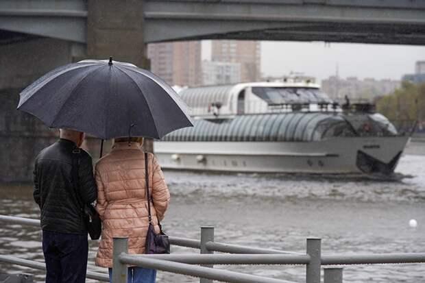 Синоптик сообщил, когда в Центральную Россию придет осенняя погода