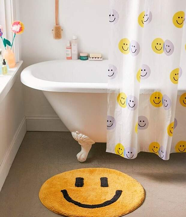 Как украсить ванную, не потратив много денег