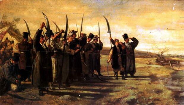 Польский миф о мятеже 1863 г. для постсоветского пространства