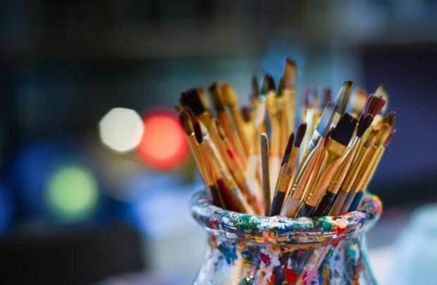 Мастер из Строгановки проведет занятие по росписи для школьников Фото с сайта pixabay.com