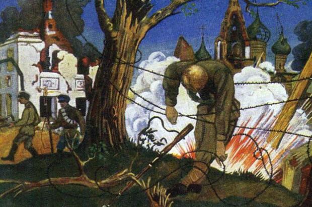 «Россия скатывалась в Cредневековье». Зачем большевики утопили в крови древнейший русский город