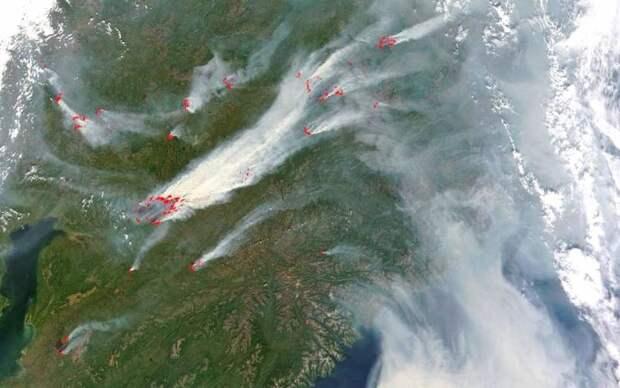 France 24: Русская Сибирь попала в замкнутый круг необратимых последствий