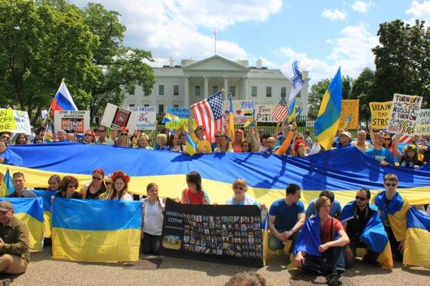 Александр Роджерс: Украинский след американской смуты