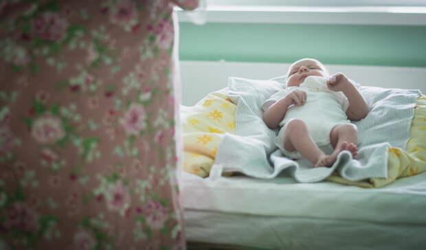 Адриана, Теона и Рэм: в Оренбурге за неделю родились 182 малыша