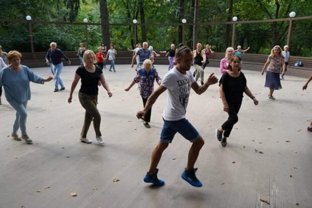 В проекте «Московское долголетие» в Бескудникове отроется танцевальное направление