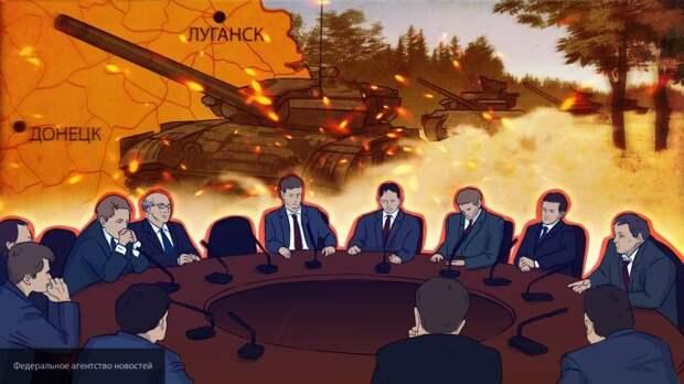 Кравчук не отрицает проведения прямых переговоров Украины с Донбассом