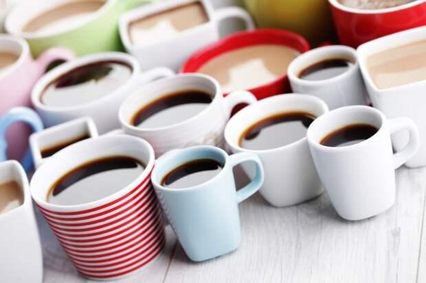 Притча: Чашки кофе