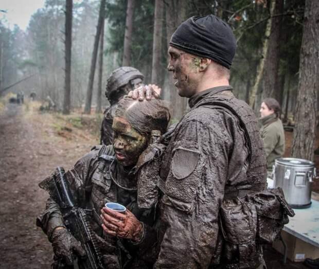 В Литве показали фотографии с конкурса о популяризации службы в литовской армии