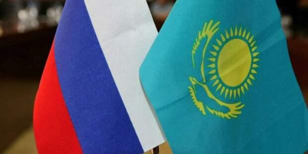 Путин оценил отношения РФ и Казахстана