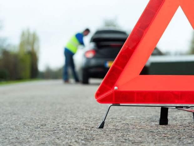 В Бибиреве водитель сбил на «зебре» двух пешеходов