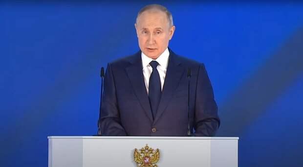 Путин посоветовал странам Запада не переходить красную черту в отношениях с Россией