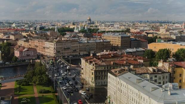 Гребень антициклона из Скандинавии принесет в Петербург сухую погоду