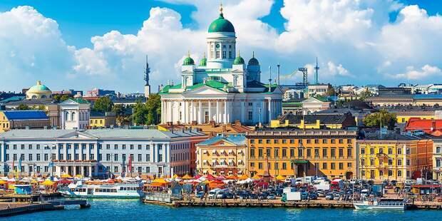 Финляндия снова закрывает границы
