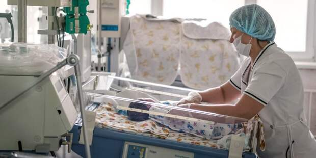 Видеонаблюдение из отделений реанимации и патологии новорожденных помогает родителям чувствовать себя спокойнее – Собянин