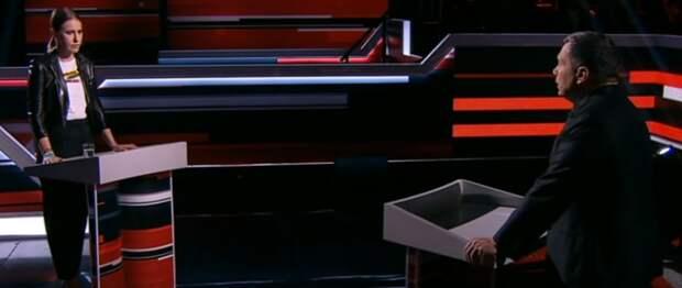 В дебатах Собчак не уступит даже Соловьеву. Почему ее так не любят и почему она все-таки уйдет в кино