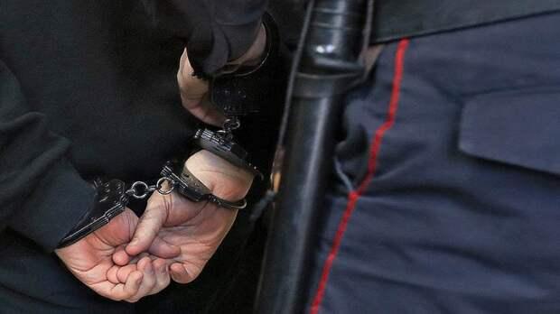 В Марьине полиция задержала похитителя компрессора