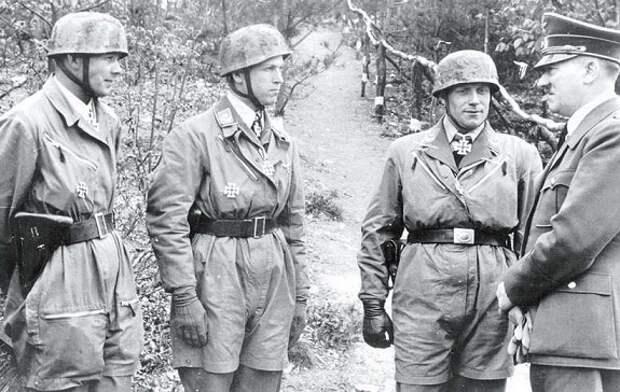 Десантники вермахта: почему им не выдавали парашютов