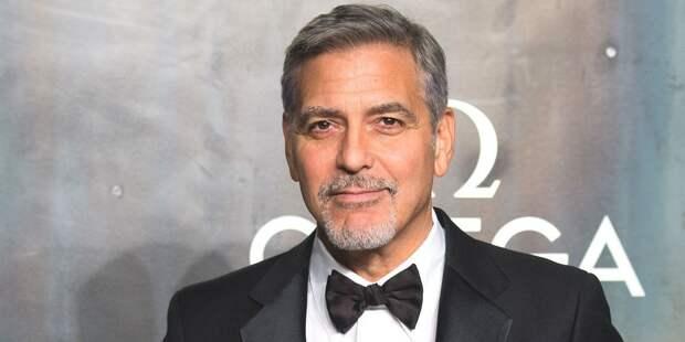 Зачем Джордж Клуни худел?